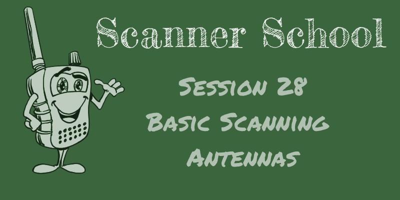 Combining Antennas - Scanner School